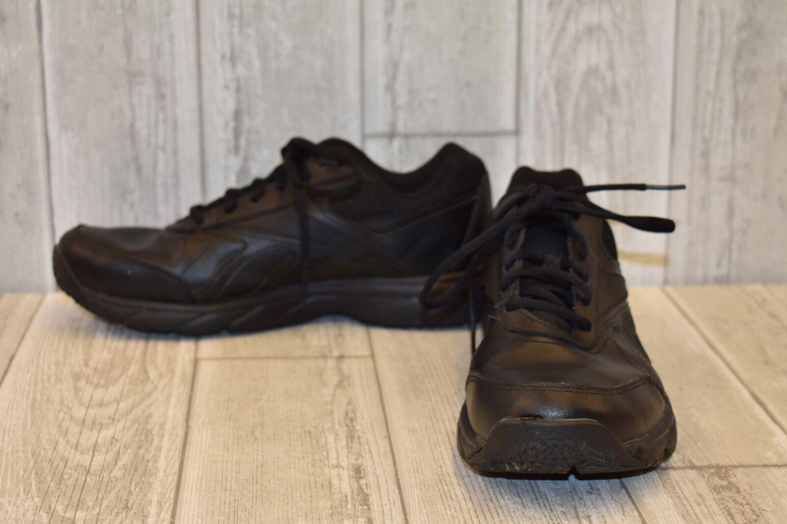 Reebok Work N Cushion Sneaker - Men's Size 8 Black