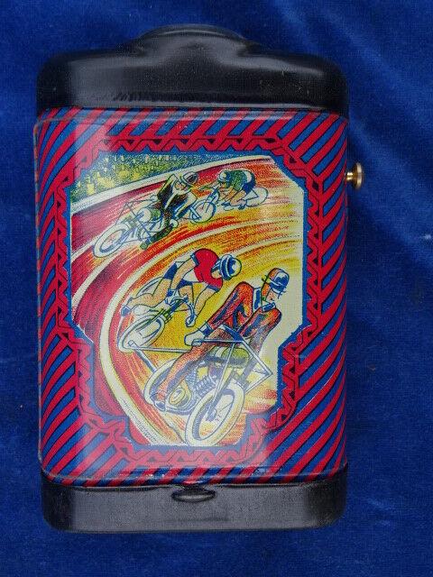 LAMPE DE POCHE ANCIENNE   Old torch - CYCLISME MOTO   Cycling Bike - TOP   RARE