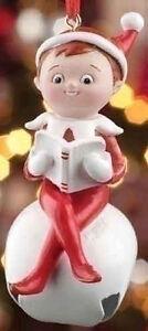 "Elf on the Shelf Chippey 2.75"" Jingle Buddy Christmas Tree ..."