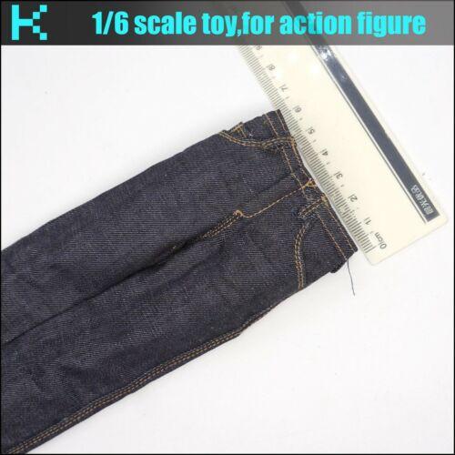 L13-42 1//6 scale action figure straight leg jeans