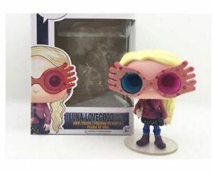 Funko Pop Harry Potter Luna Lovegood Vinyl Action Figure Exclusive Edition Multi