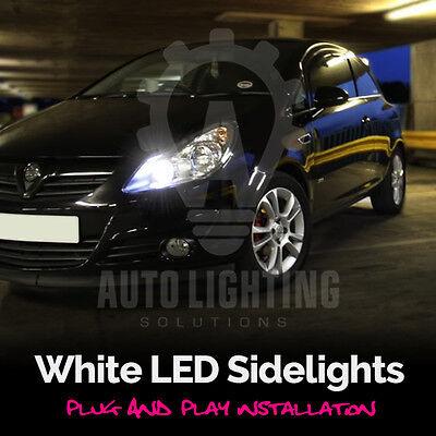 Canbus Error Free LED Sidelight Bulbs Lighting Part For Vauxhall Corsa B C Nova