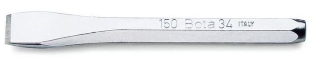 Beta Tools 34 Plat Ciseau 12 x 125mm 000340001