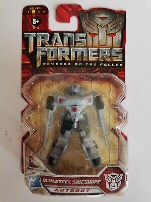 100% Vero Transformers Revenge Of The Fallen Robot Sideswipe Autobot 94194 En BoÎte Neuf