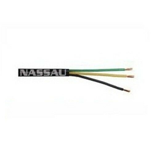 LSTSGU-3 16 AWG 3 Conductor MIL-C 24643 Silicone Rubber Shipborad Cable