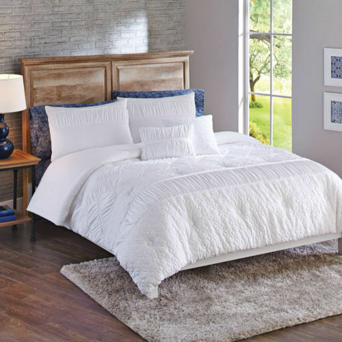 Better homes and gardens textured classic 5 pcs bedding - Better homes and gardens bedding ...
