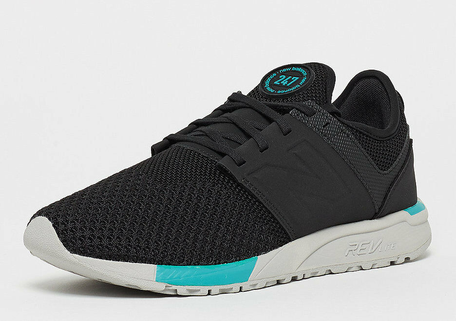 New Balance 247 Sport Athletic MRL247KB, Sneaker Men's Lifestyle Shoes MRL247KB, Athletic Black, 11 aec50c
