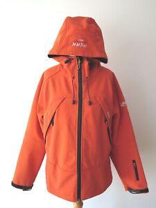 Details zu Peak Performance R&D Gore Windstopper Soft Shell Fleece Lined Women's Jacket L