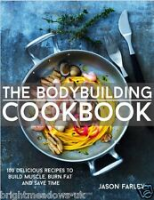 Bodybuilding Healthy Diet Cook Book Eating Weight Loss Nutrition Fitness Muscle