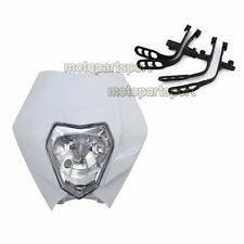 Dirt Bike Motorcycle Headlight For Honda CRF CR XR 125 150 200 250 450 600 650
