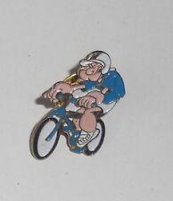 pin's / Popeye - vélo cross
