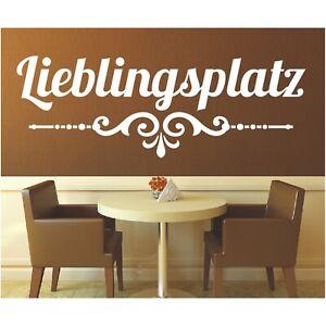 Spruch-WANDTATTOO-Lieblingsplatz-Sticker-Tattoo-Wandsticker-Wandaufkleber-7