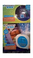 Discovery Kids Sound Machine Projection Alarm Clock Free Shipping