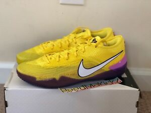 5900f9e9059f Nike Kobe AD NXT 360 Yellow Strike Mens sizes AQ1087 700 Retail ...