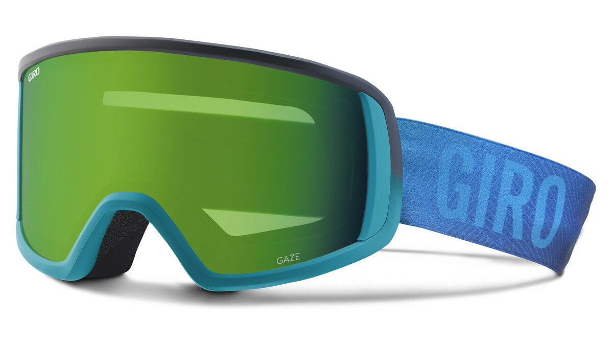 Giro Gafas de Esquí Gafas de Snowboard Gasa 18 blue Brillenträgerfreundlich