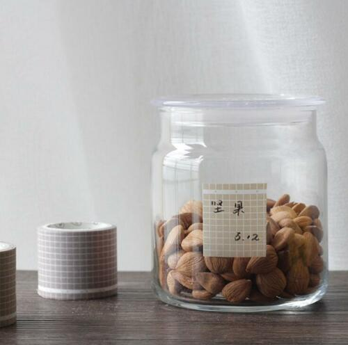 DIY Decorative Plaid washi paper tape Diary scrapbooking  masking Tape 35mm