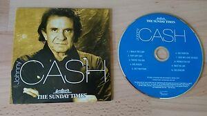 Johnny-Cash-Promo-cd-Sunday-Times