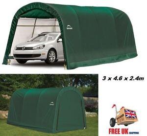 image is loading portable carport garage storage car atv shelter shed