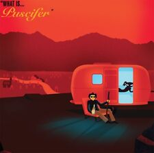 Puscifer What Is.. 2x Vinyl LP Record! soundtrack to dvd! tool! a perfect circle