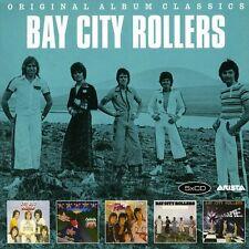 Bay City Rollers Original Album Classics 5cd Set