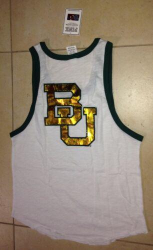 Victoria/'s Secret PINK Baylor University Bling Tank Top XS NEW