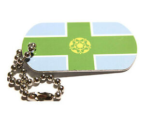 Details about Derbyshire County Flag Tag - Trackable For Geocaching (Travel  Bug Geocoin)