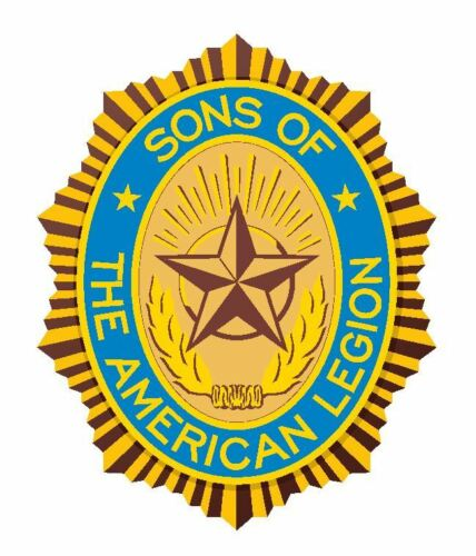 Sons of the American Legion Sticker Military Decal M333
