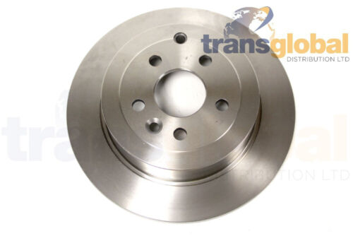 Rear Brake Disc for Land Rover Freelander 2 2.2 TD4 LR001018