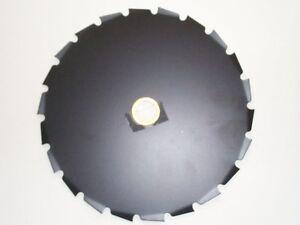 Coupe-feuille Meisselzahn Pour Débroussailleuses 230 X 25,4/neuf + Ovp-afficher Le Titre D'origine Yorfhpib-07221535-496310003