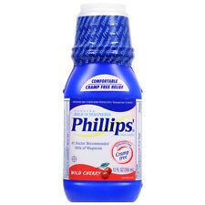 Phillips Milk Of Magnesia Cherry 12 oz