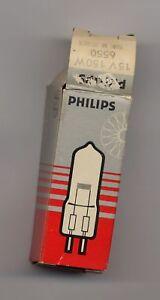 100% Wahr Philips Halogen Projektionslampe 6550 52v 150w G 6,35 Projektorlampe Gesundheit FöRdern Und Krankheiten Heilen