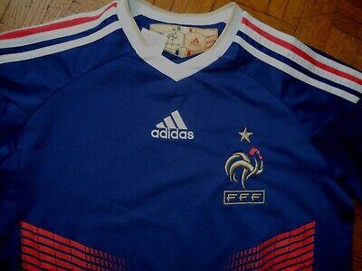 Tee shirt ADIDAS 14 ans FFF football | eBay