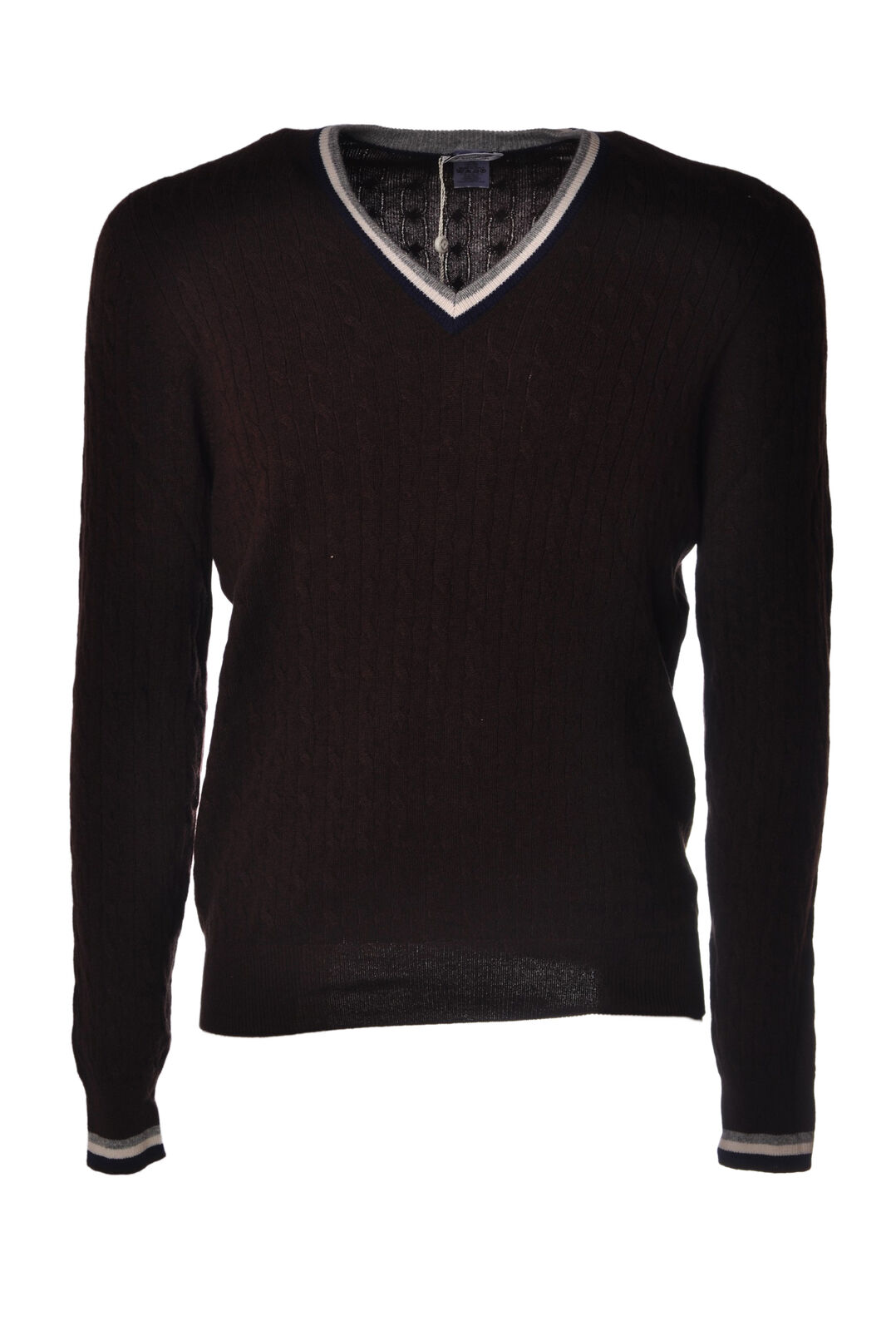Viadeste  -  Sweaters - Male - Brown - 4682021A185243