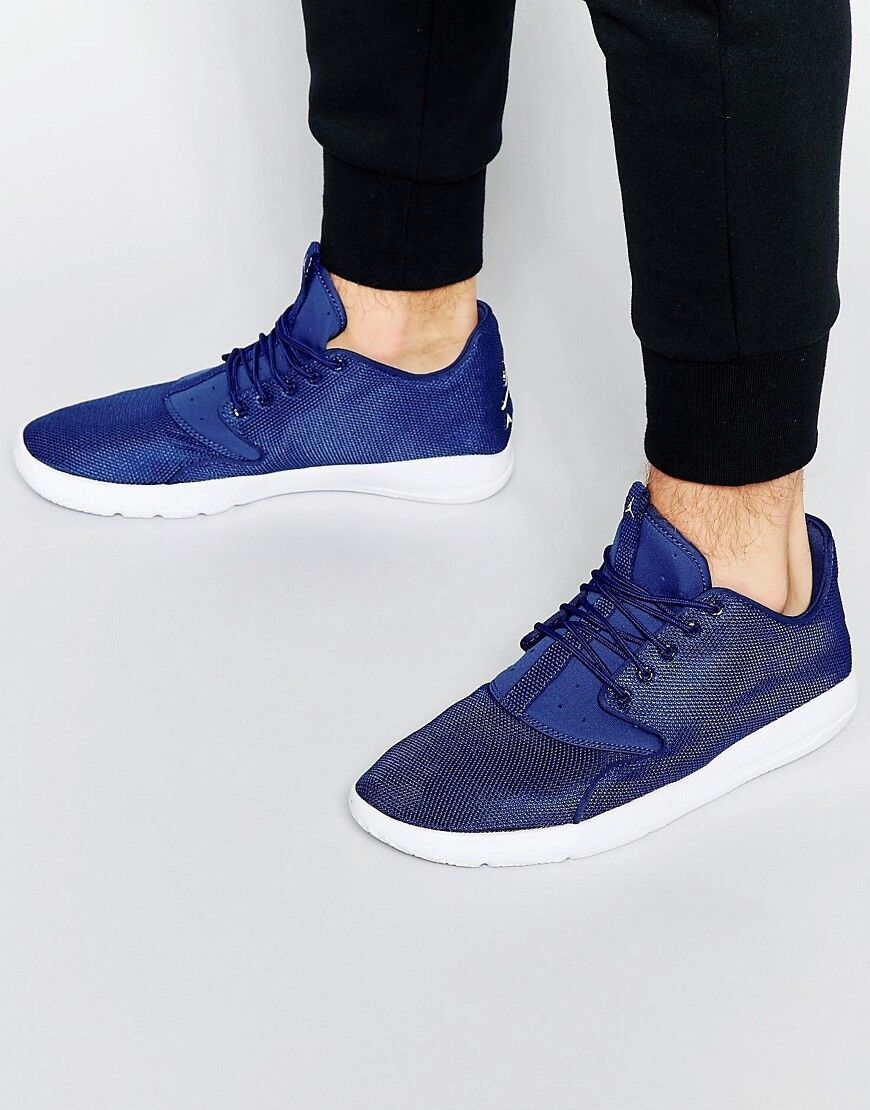 NIKE JORDAN Casual AIR ECLIPSE Trainers Shoes Casual JORDAN Fashion UK 7 (EU 41) Insignia Blue 782b42