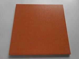 Rivestimento piastrella per bagno cm shine arancio