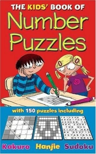 Excellent, The Kid's Book of Number Puzzles, , Book