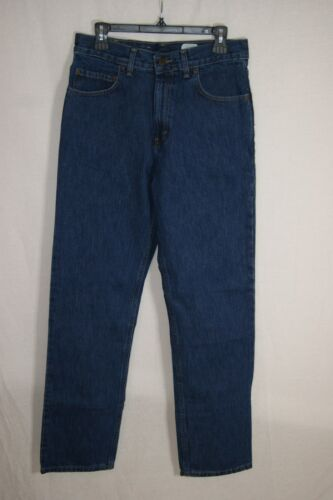 Men/'s KS Kirkland Signature Blue Jeans Medium Wash Straight Leg Relaxed Fit  A-2