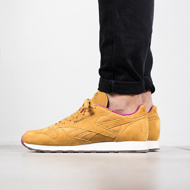 MEN'S SHOES SNEAKERS REEBOK CLASSIC LEATHER MUNCHIES PACK [BD1926]