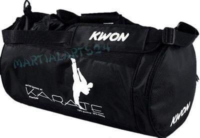 Kwon Trainingstasche Karate Small Sporttasche Tasche Freizeittasche Reisetasche