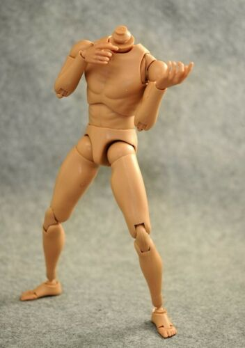 Ver 4.0 Narrow Shoulder Body 1//6 for Hot Toys Head Sculpt TTM18 TTM21 BW//O Neck