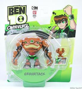 BEN-10-Omniverse-GRAVATTACK-10cm-action-figure-toy-alien-collection-Bandai-NEW