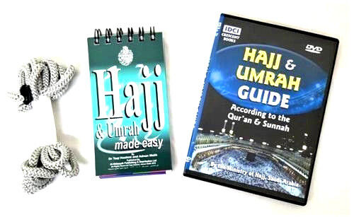 Hajj and umrah made easy instructions booklet – the orient.