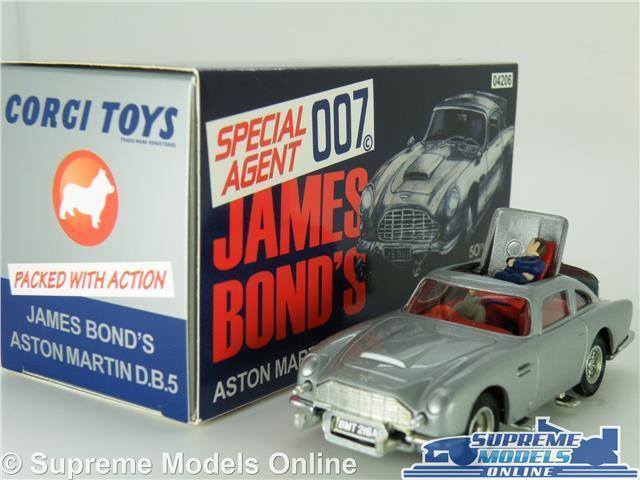 Corgi Cc04203 James Bond Aston Martin Db5 Silver 50th Anniversary Goldfinger K8q Günstig Kaufen Ebay