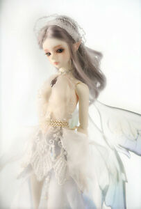 animal body 1//6 Bjd Doll SD Girl Dolls asia Free Eyes No make up human body