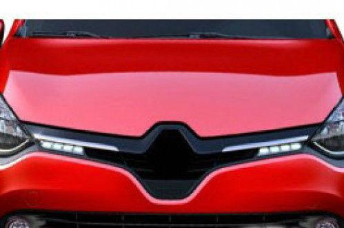 couleur argentée RS Jeu de 2 baguette grille de calandre Renault Clio 4 IV