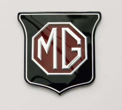 MG part ARA2148 MGB /& MGBGT MGB GT Red /& Black Front Grill Badge