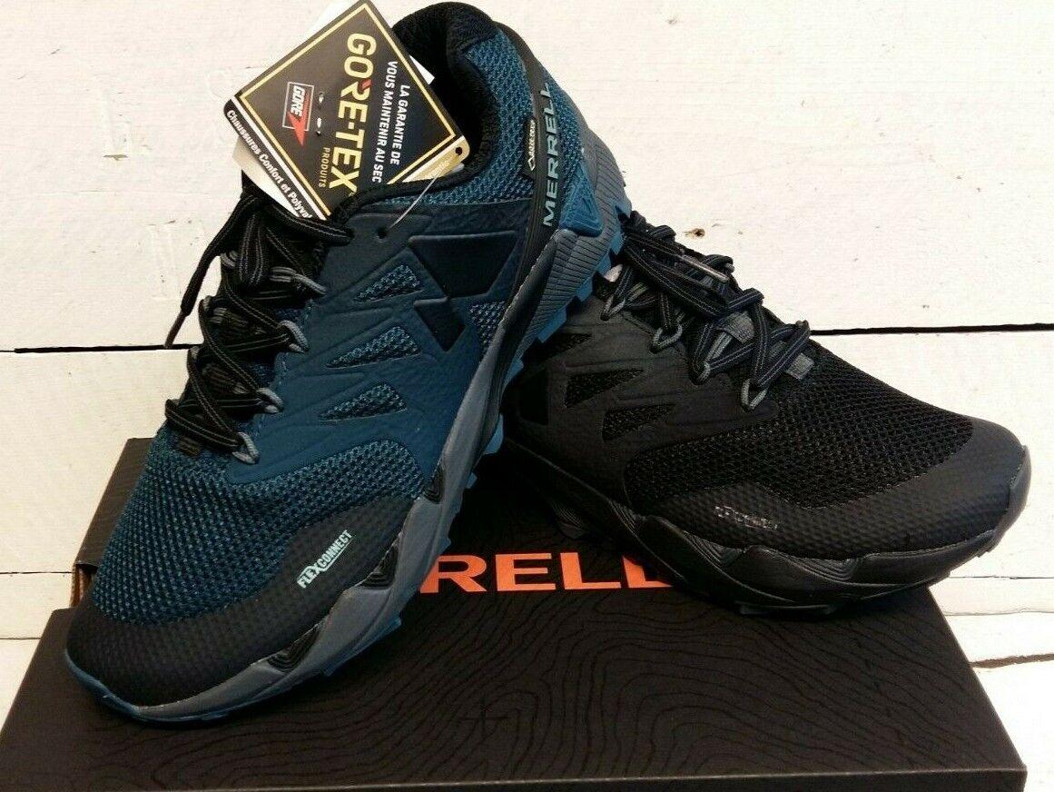 Hombre merrell Agility peak flex2 GTX impermeable, zapatos de deporte gortex.