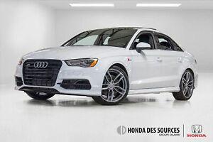 2016 Audi S3 2.0T Technik