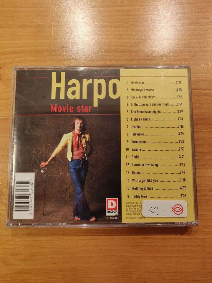 Harpo: Mobile Star, rock