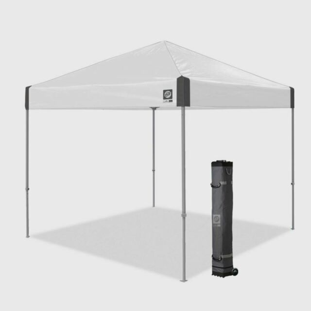 quality design 1b1b5 77f18 Ezup Tent 10x10 Canopy Sun Shade Instant Shelter Easy Up Cover Portable  Outdoor